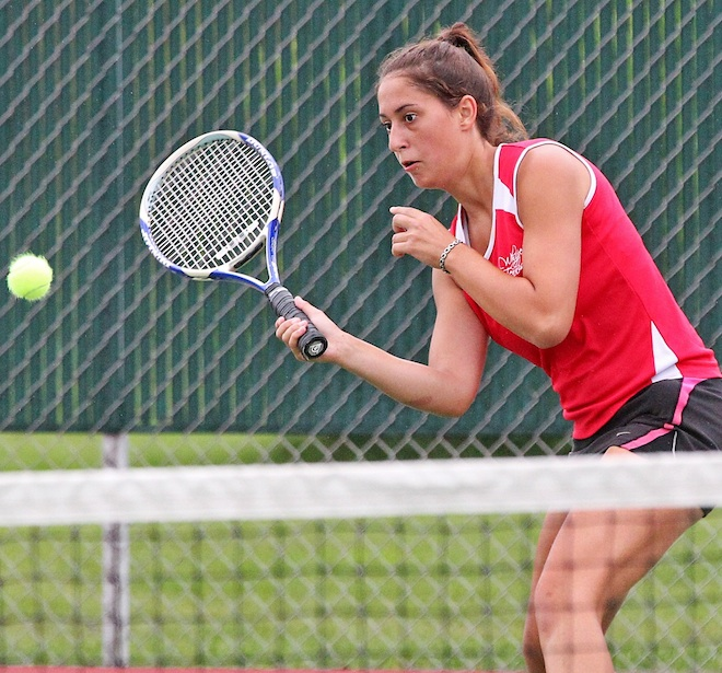 Whippet tennis team shaping up, but still in flux