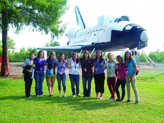 Whitewater student participates in mock mission to Mars