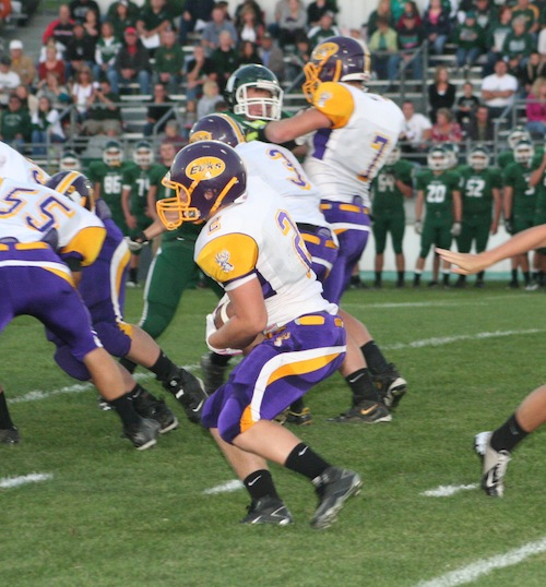 Elks find positives in loss to Waterford