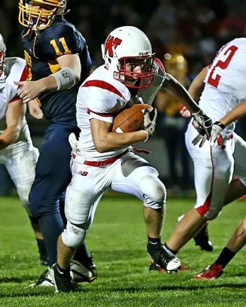 Big plays key in Whippets' win over Turner