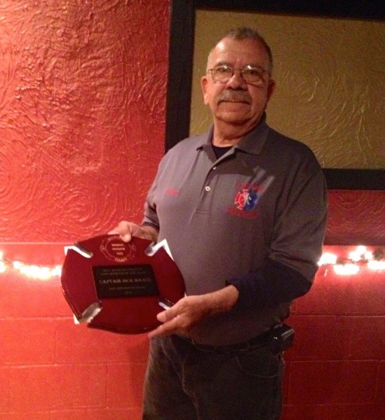 Walworth County fetes Maass as Officer of the Year