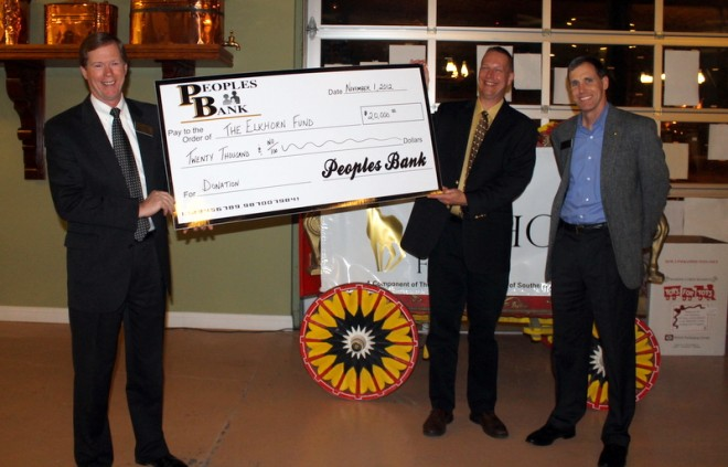 Elkhorn Fund gives local non-profits a boost