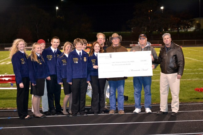 Badger High School serves up farm-to-school program with 10K grant