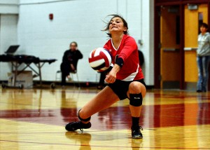 Volleyball season comes to sudden end