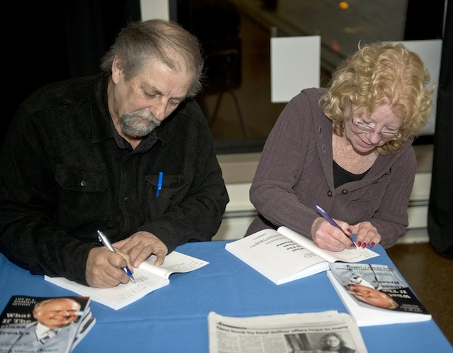 New book by local authors offers hope to many