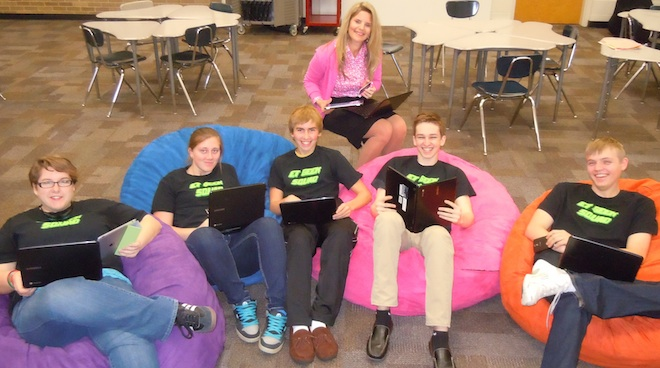 ETHS 'Geek Squad' gets official status
