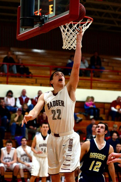 Badger boys bounce Baraboo