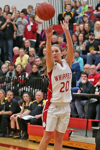 Whitewater girls face key stretch after first loss