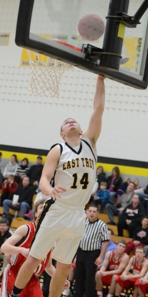 East Troy boys maintain conference lead