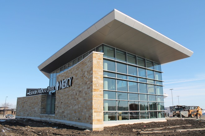 Ready to serve: Mercy Elkhorn Medical Center opens ahead of projection