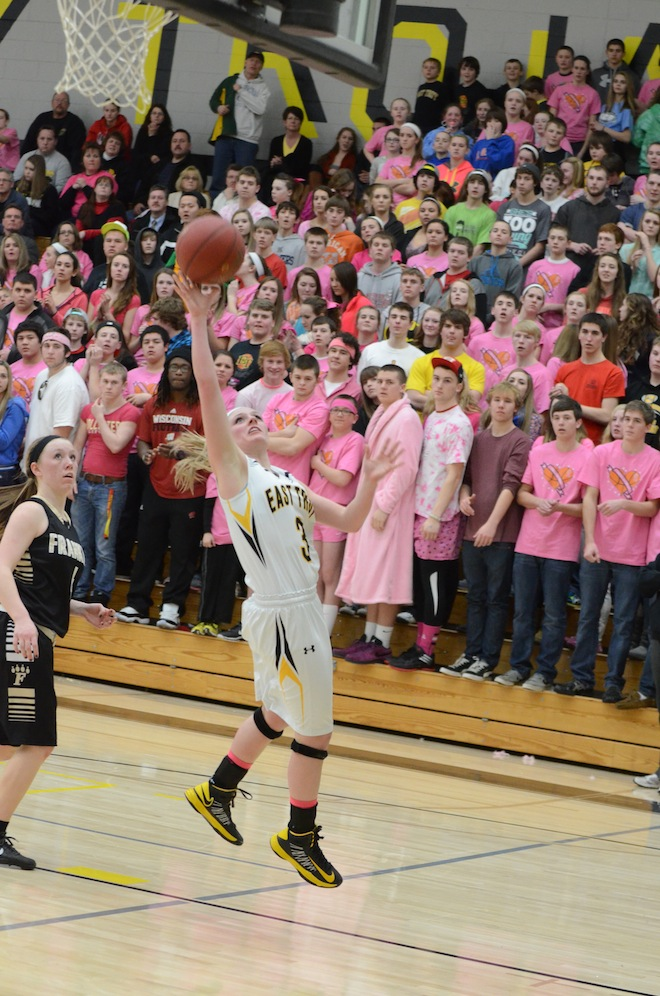 East Troy girls to open postseason as No. 1 seed