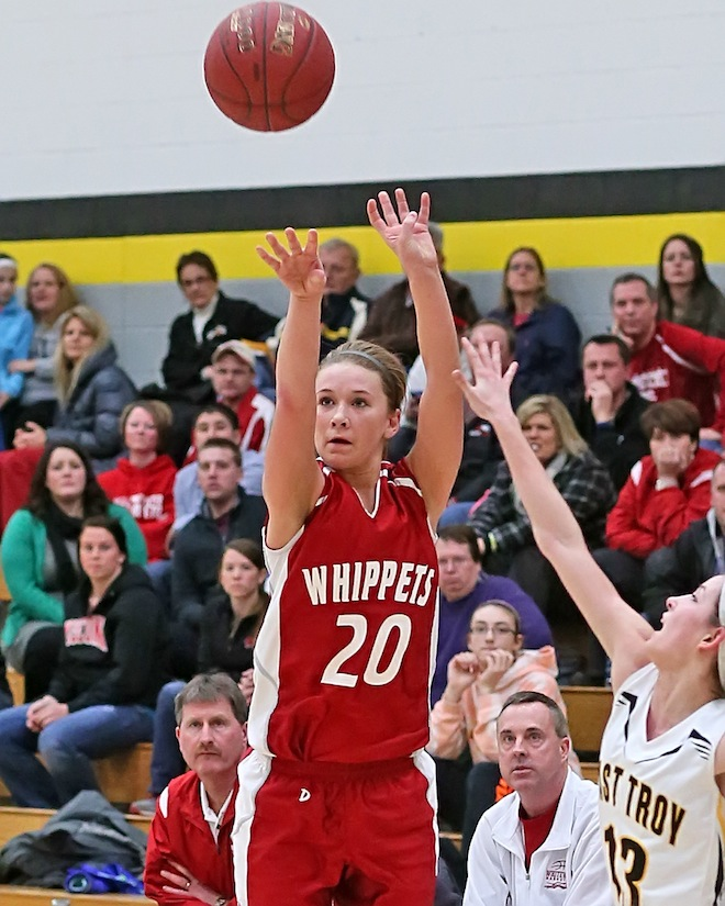 No. 1 seeded Whippets look to rebound in playoffs