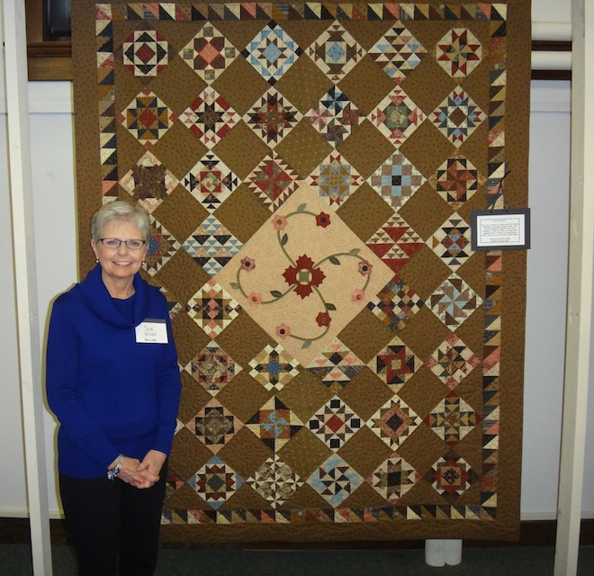 New show highlights the art of quilt making