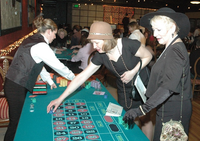 Casino Night aims to bring library into digital age