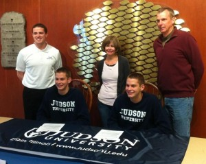 Judson University gets double deal