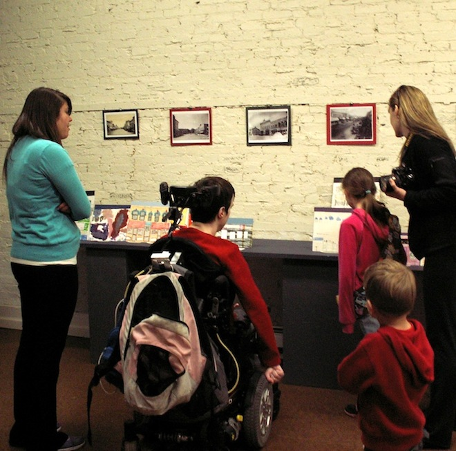 Opening of Our Voices, Our Town Art Walk 'a success'