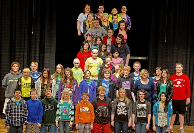 WMS to present 'High School Musical'