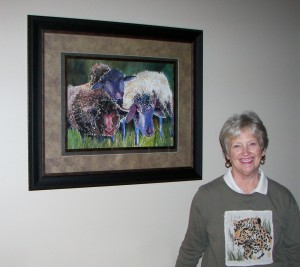 Five businesses to feature Artist of the Month exhibits in May
