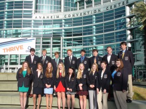 Badger DECA achieves international recognition