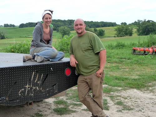 Farm to table: Elkhorn farm interconnected to community