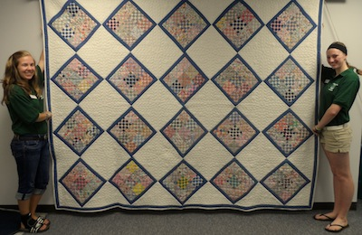 Lutherdale quilt auction Aug. 10