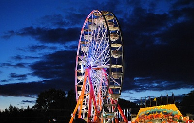 County fair adds new features