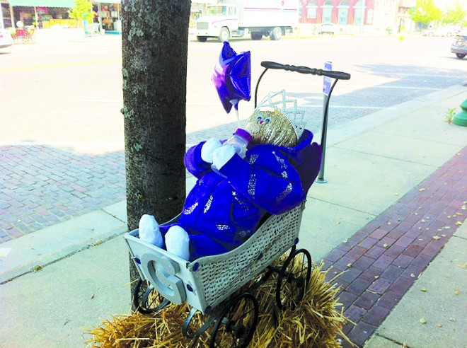 Scarecrow Fest set for Saturday