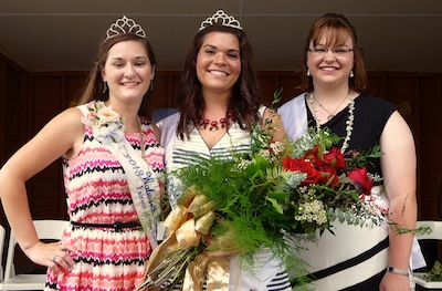 Sharon native crowned Fairest of the Fair