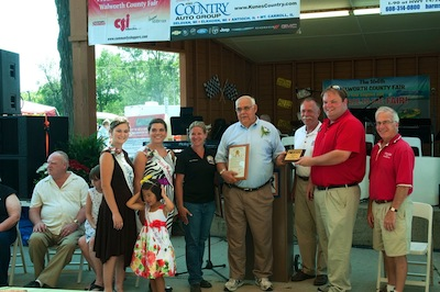 Fair recognizes Walworth County's outstanding senior citizens