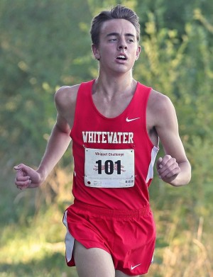 Whippet runners begin season with second-place finishes