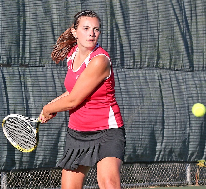 Whippet netters still looking for first conference win