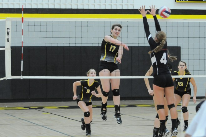 Volleyball team racks up more wins