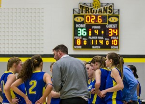 Girls lose to Clinton, East Troy