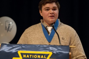 WHS inducts students into National Honor Society