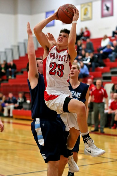 Whitewater boys show improvement in loss