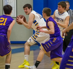 Lacking defense, Comets lose fifth conference game