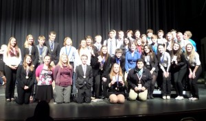 Badger students qualify for state DECA conference