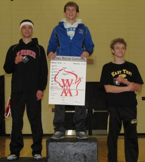 D-DHS wrestler headed to state