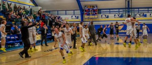 Boys beat Waterford in double overtime