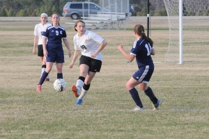 Slide continues for girls soccer