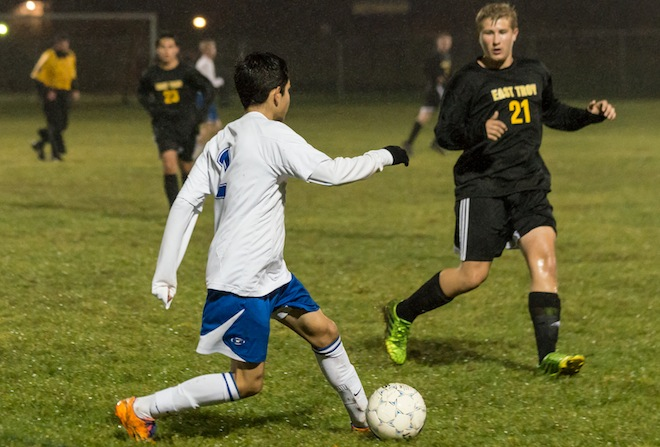 Comets win regional soccer championship