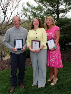 Three honored as Citizens of the Year