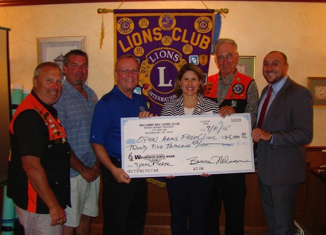 Lions Club invests in vision program