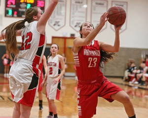 Lady Whippets add two more wins to record