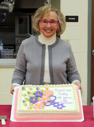 Longtime School Board member honored for 48 years of service