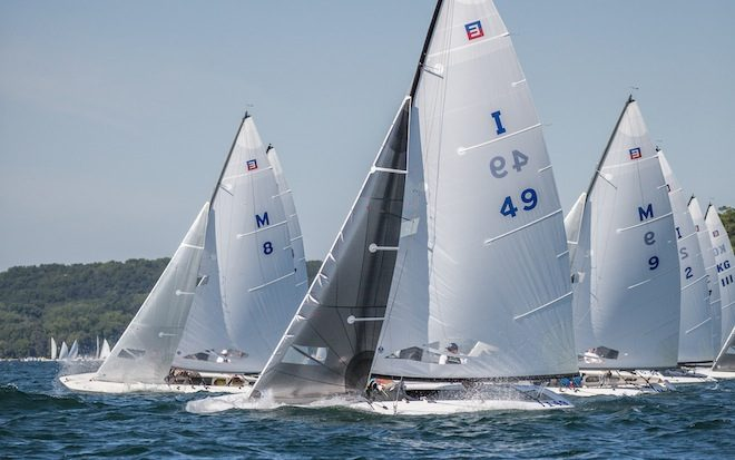 Yacht Club turns out top sailors