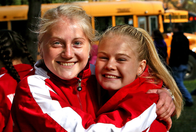 Two Whippets represent WHS at state meet