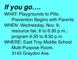 From 'Playgrounds to Pills'