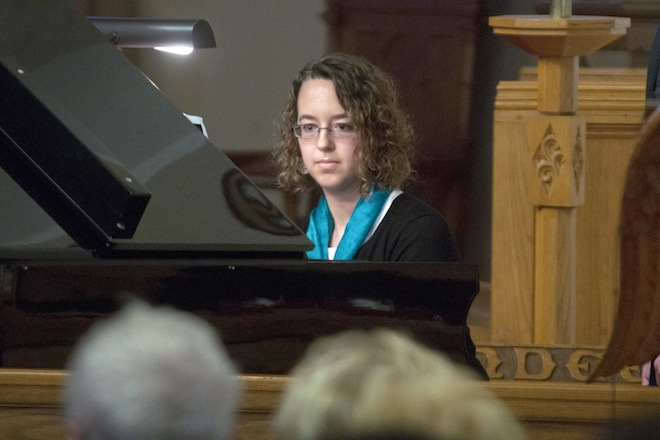 Delavan woman performs chamber music