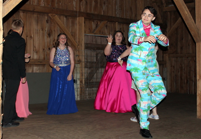 Big Foot prom features food, fun and prizes